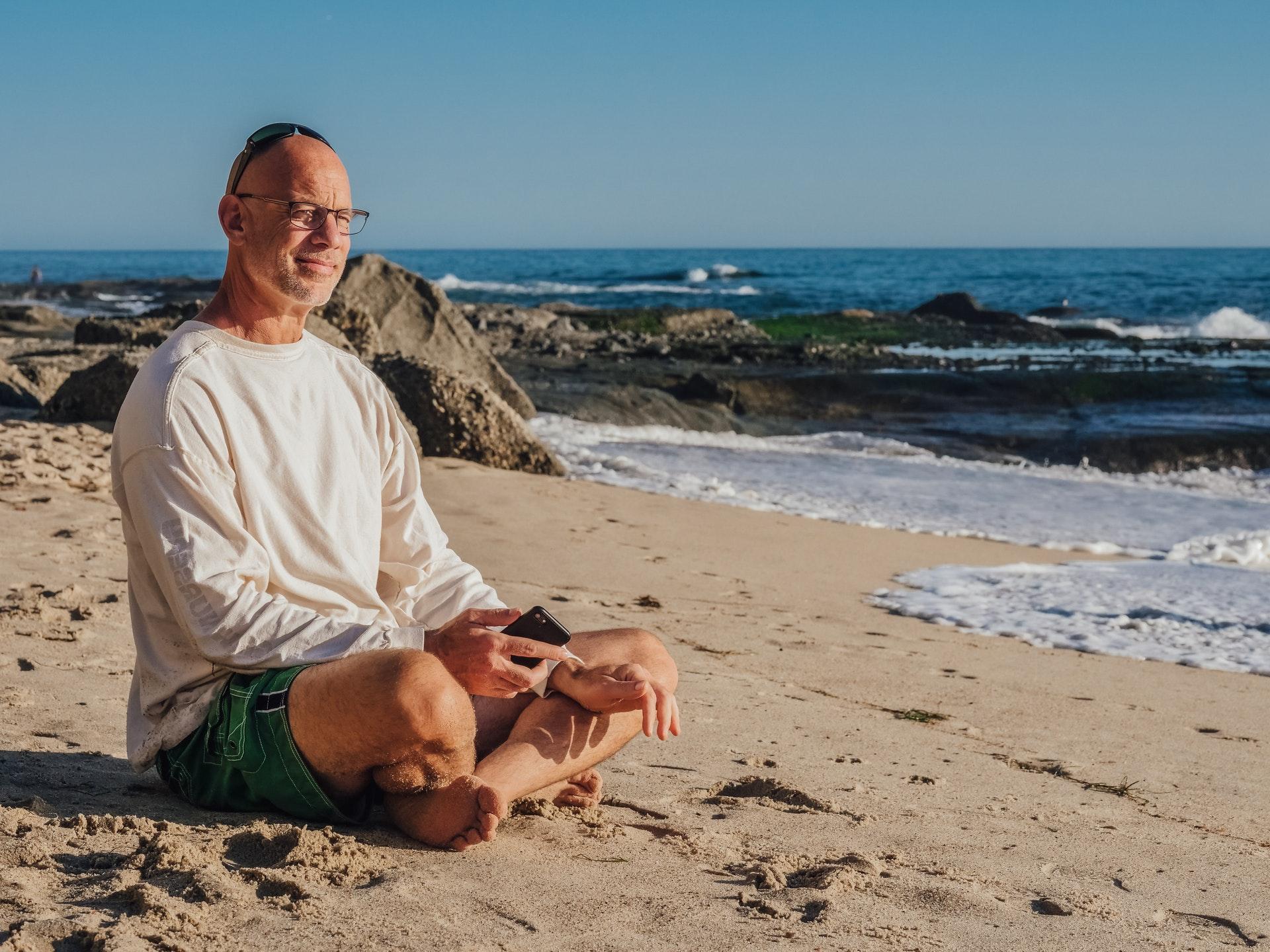 Five ways MEDITATION Apps ruin us